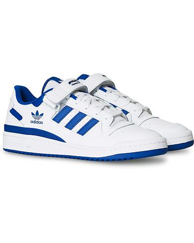 adidas Originals Forum Low Sneaker White/Blue