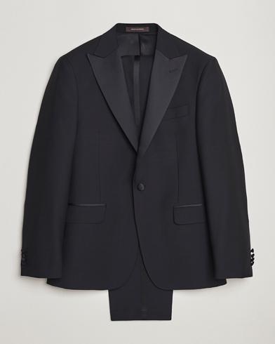 Oscar Jacobson Frampton Tuxedo Black