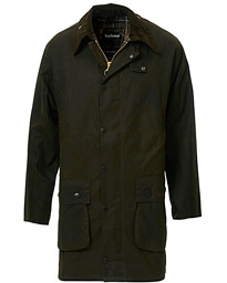 Barbour Lifestyle Classic Northumbria Jacket Olive