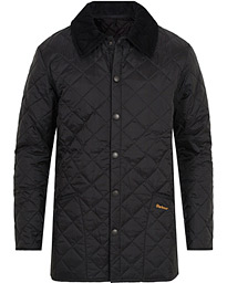 Classic Liddesdale Jacket Black