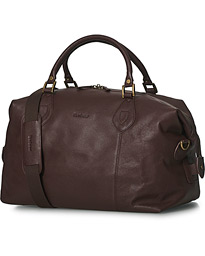 Leather Medium Travel Explorer Brown