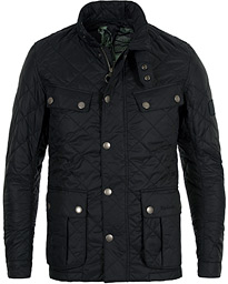 Ariel Quilted Jacket Black