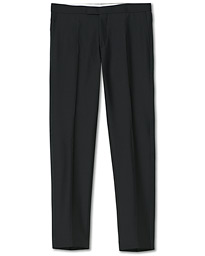 Oscar Jacobson Devon Tuxedo Trousers Black