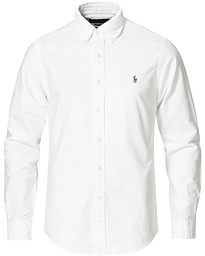Polo Ralph Lauren Slim Fit Shirt Oxford White
