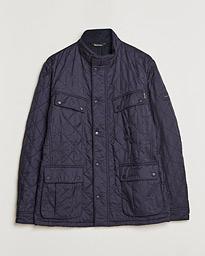 8f9477deeae Barbour International Ariel Polarquilt Jacket Navy