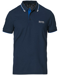 BOSS Athleisure Paddy Pro Piké Navy