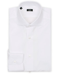 Barba Napoli Slim Fit Shirt White