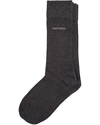 BOSS 2-Pack RS Uni Socks Grey