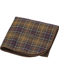 Barbour Heritage Dog Blanket Classic/Brown