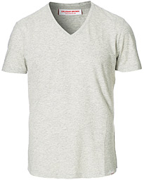 OB V-Neck Tee Grey Melange