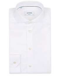 Super Slim Fit Shirt Cutaway White