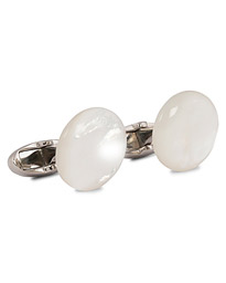 Mother of Pearl Cufflink White