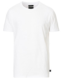 Corey Solid Tee White