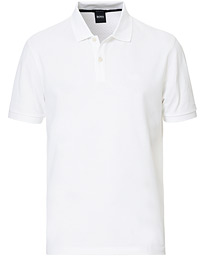 BOSS Pallas Polo White