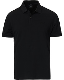 BOSS Pallas Polo Black