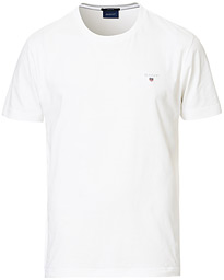 GANT The Original Solid Tee White