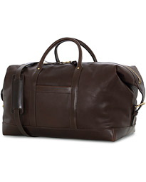Tärnsjö Garveri TG1873 Weekender Large Dark Brown