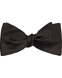 BOSS Self Bow Tie Black