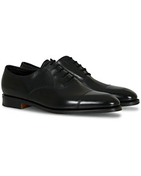 John Lobb City II Oxford Black Calf
