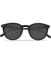 0PH4110 Round Sunglasses Matte Black