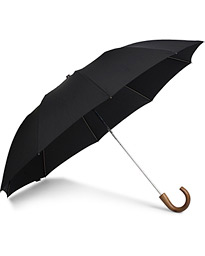 Telescopic Umbrella Black