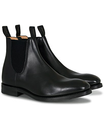 Chatsworth Chelsea Boot Black Calf