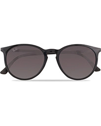 Ray-Ban 0RB4274 Round Sunglasses Black