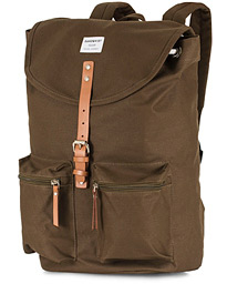 Roald Polycotton Backpack Olive