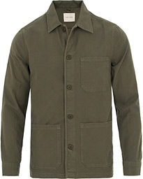 A Day's March Overshirt Green