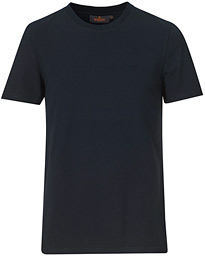 Morris James Crew Neck Tee Navy