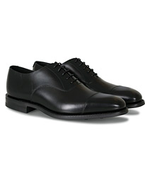 Aldwych Single Dainite Oxford Black Calf