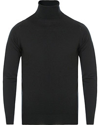 Cherwell Roll Neck Black