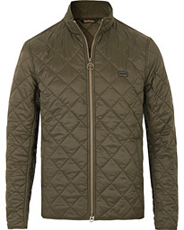 a4015c77 Barbour International Gear Quilted Jacket Olive
