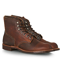Red Wing Shoes Iron Ranger Boot Copper Rough/Tough Leather