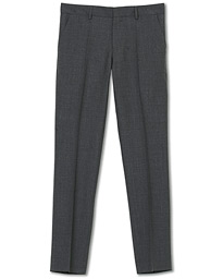 Filippa K Liam Cool Wool Slacks Grey Melange