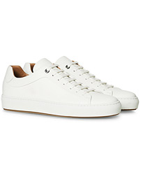 BOSS Tailored Mirage Tenn Sneaker White Calf