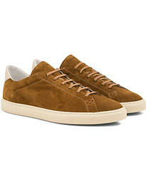 C.QP Racquet Sneaker Honey Brown