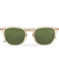 Oliver Peoples Heaton Sunglasses Buff/Green