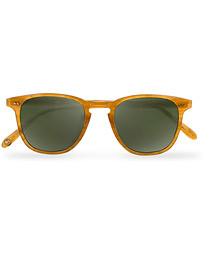 Brooks 47 Sunglasses Butterscotch/Green Polarized
