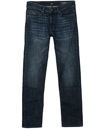 BOSS Casual Delaware Slim Fit Stretch Jeans Atlantic Blue