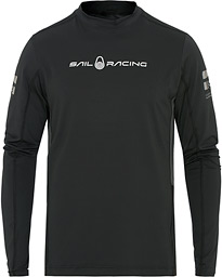 Sail Racing Reference Rashguard Long Sleeve Tee Carbon