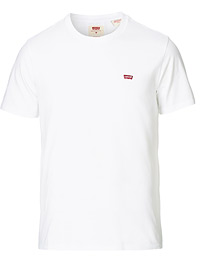 Chest Logo Tee White