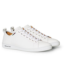 PS Paul Smith Miyata Leather Sneaker White