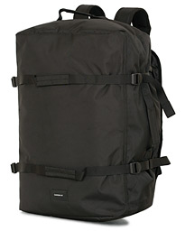 Zack 100% Recycled Duffelbag Black