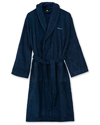 GANT Terry Robe Yankee Blue