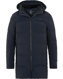 UBR Thunder Down Parka Navy