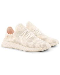 release date f9743 81067 adidas Originals Deerupt Runner Sneaker Off White