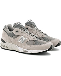 80f648f0 New Balance Made in England 991 Running Sneaker Grey