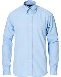 Slim Fit Royal Oxford Button Down Light Blue
