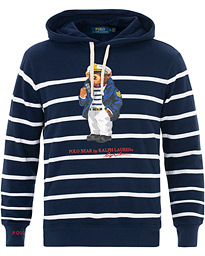 90c68cd8 Polo Ralph Lauren Newport Skipper Bear Hoodie Cruise Navy